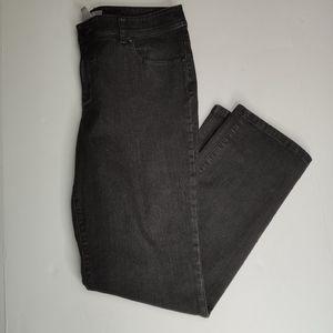 Chico's Jeans Black Size 1